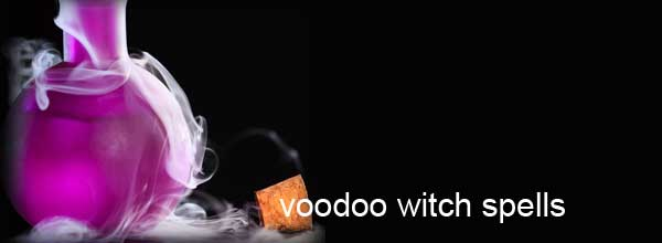 Voodoo Witch | Spells